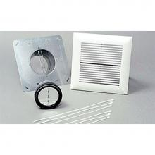 Panasonic Canada PC-NLF06S - WhisperLine? Accessory - 6'' Single Pick Up c/w 1 (6'') Inlet Grille & 1 (