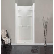 Mirolin Canada MEL346 - Biscuit Melrose 3 Shower Stall