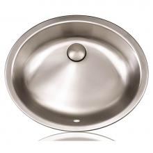 Lenova Canada SS-B2 - Classic 18 Gauge Bath Collection Stainless Steel